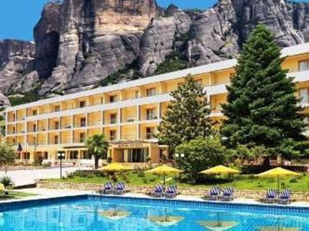 Divani Meteora Hotel In Kalampaka Room Deals Photos Reviews
