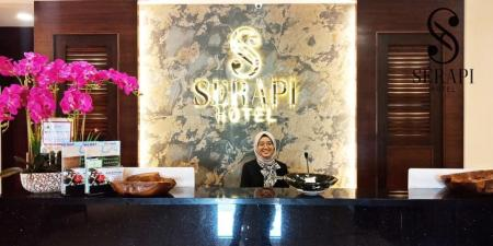 Reception Serapi Hotel