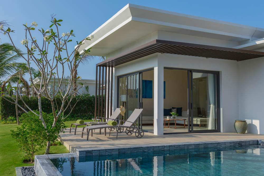 The Level 2-Bedroom Villa with Private Pool