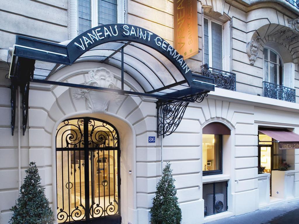 Exterior view Vaneau Saint Germain Hotel