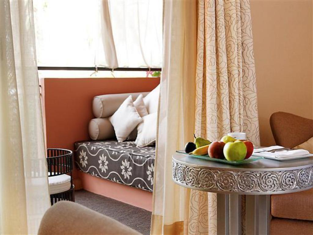 Quarto King luxuoso - Quarto de hóspedes Sofitel Marrakech Lounge And Spa Hotel