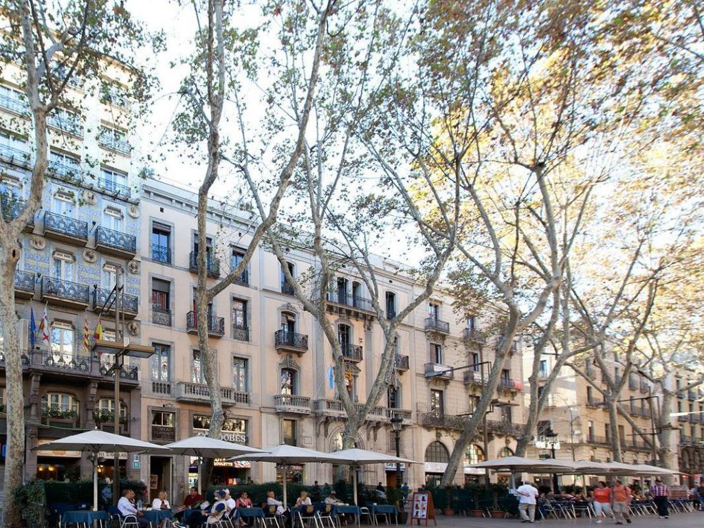More about Ramblas Hotel