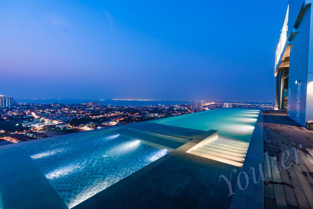 More about Pattaya Posh Condo with infinity pool by North Pattaya
