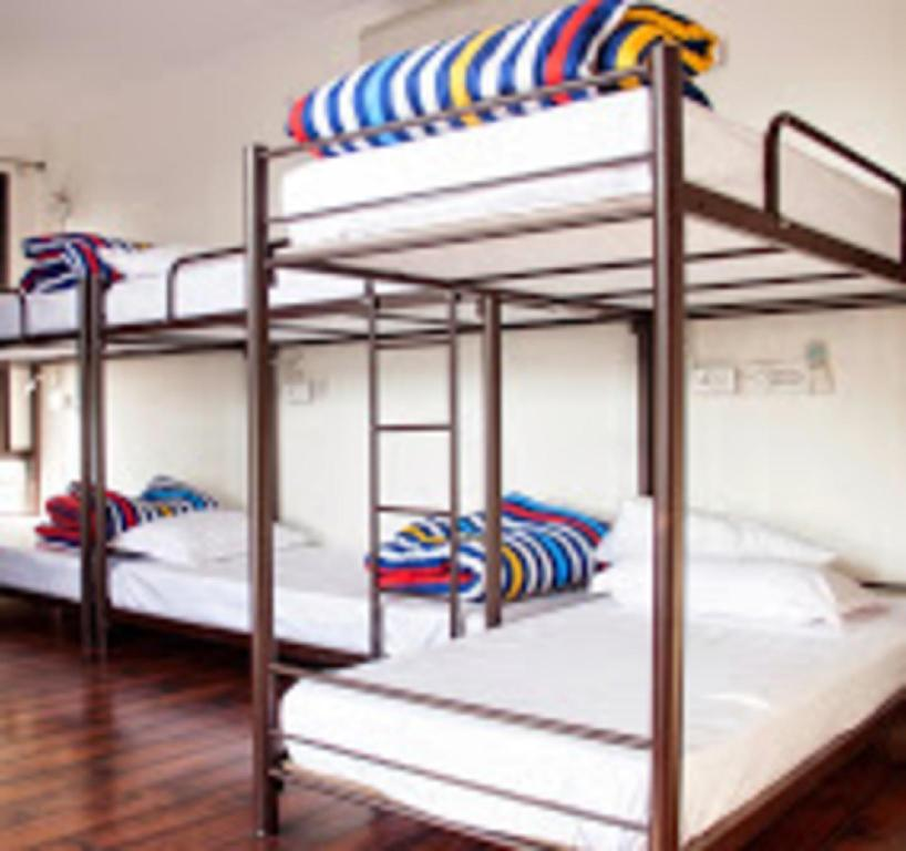 1 Person in 8-Bed Dormitory - Mixed, Lower Bunk