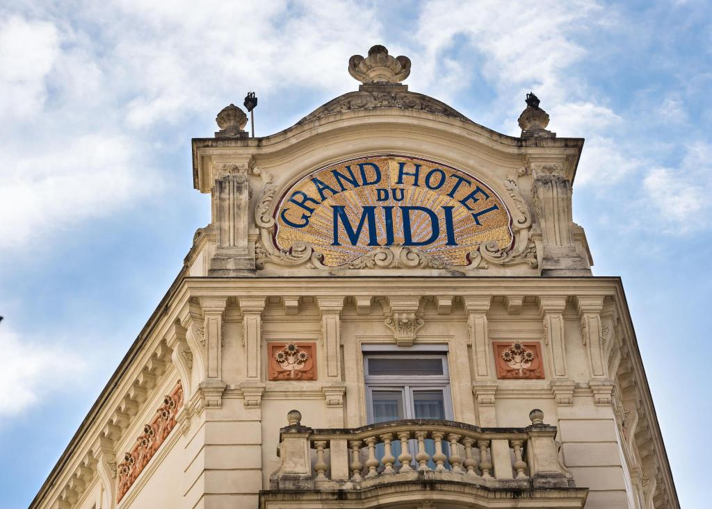 午間城堡典藏大飯店 (Grand Hotel du Midi Chateaux & Hotels Collection)