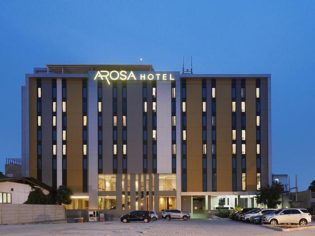 AROSA Hotel Jakarta in Indonesia - Room Deals, Photos & Reviews