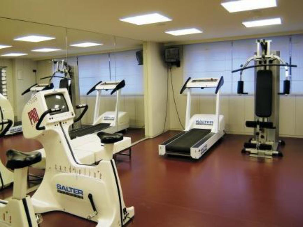 Fitness center Eurostars Andorra Centre