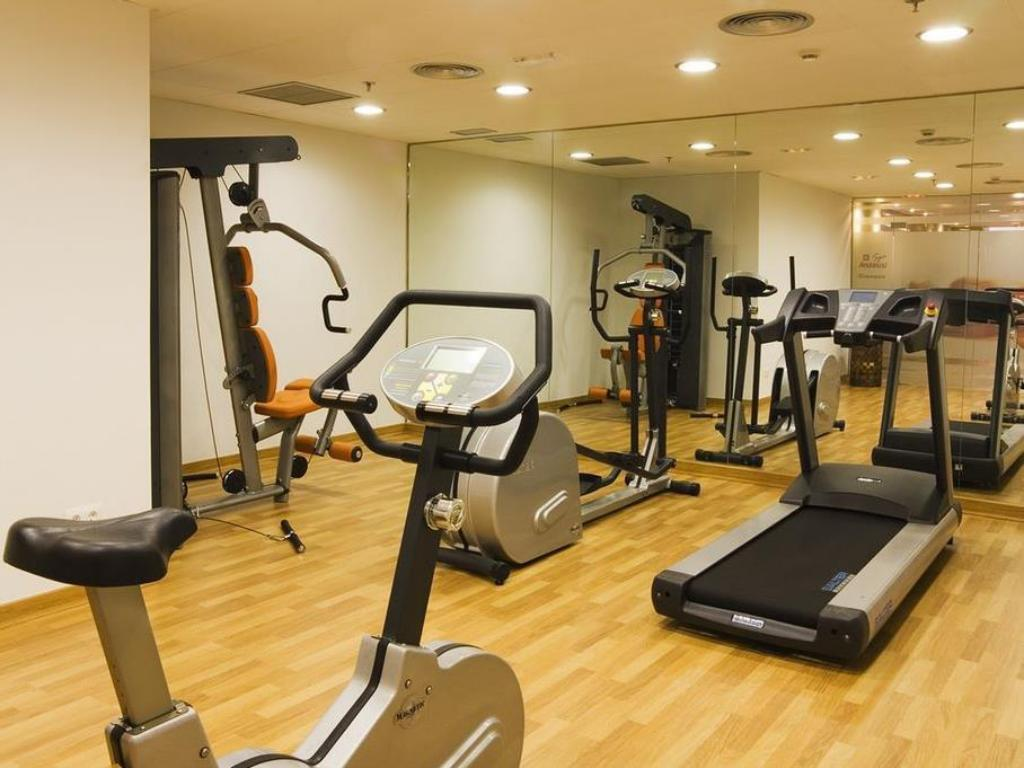 Fitness center Abades Benacazon Hotel Events & Spa