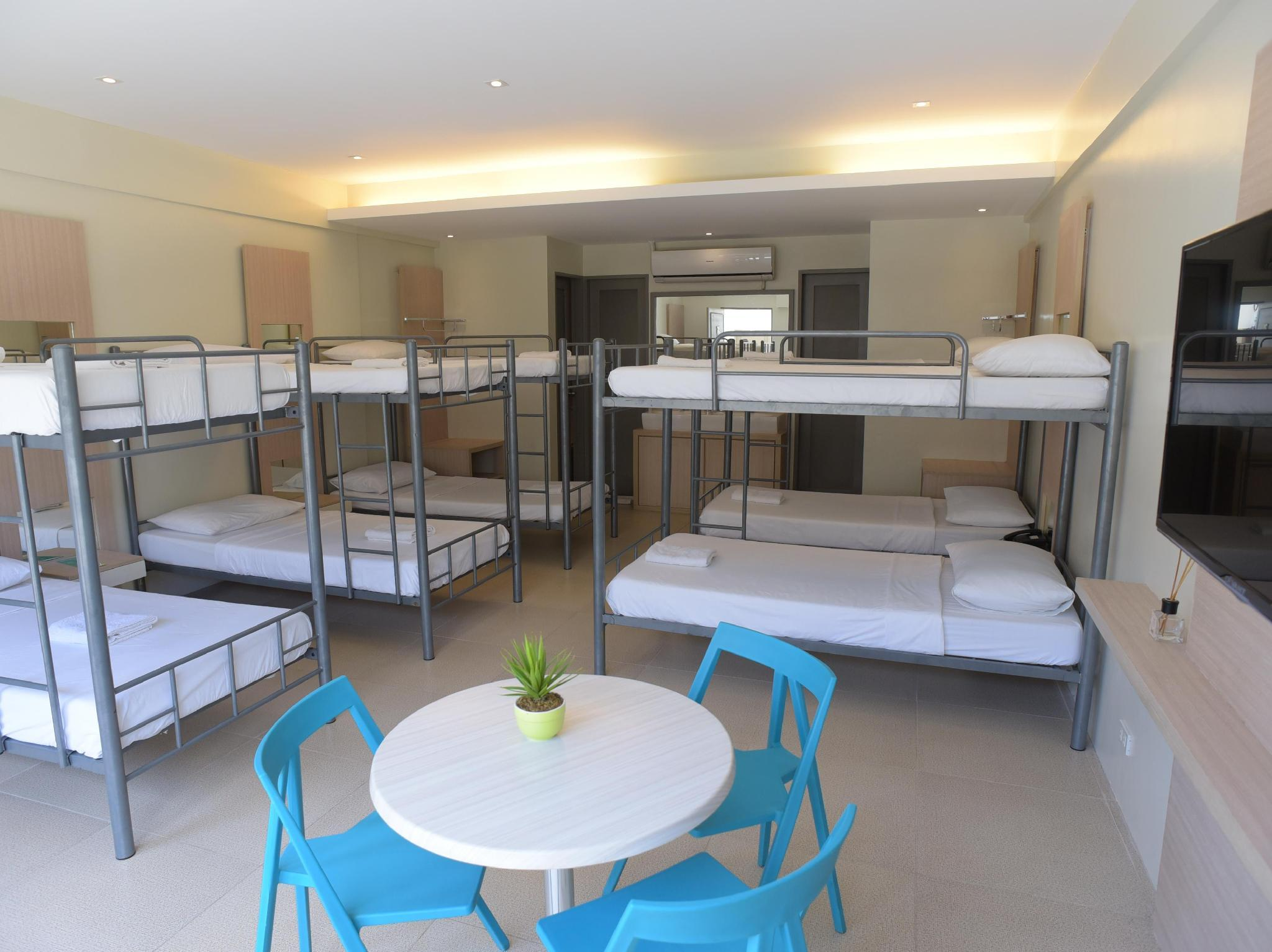 Dormitory Air Conditioning with 10-Bed(Mixed)