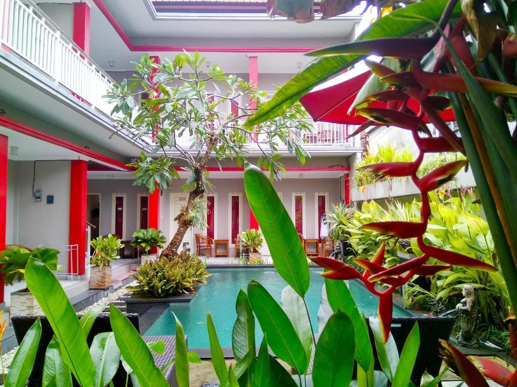 庫塔昂格庫爾昂格庫爾海灘旅館Angkul Angkul Beach inn Kuta