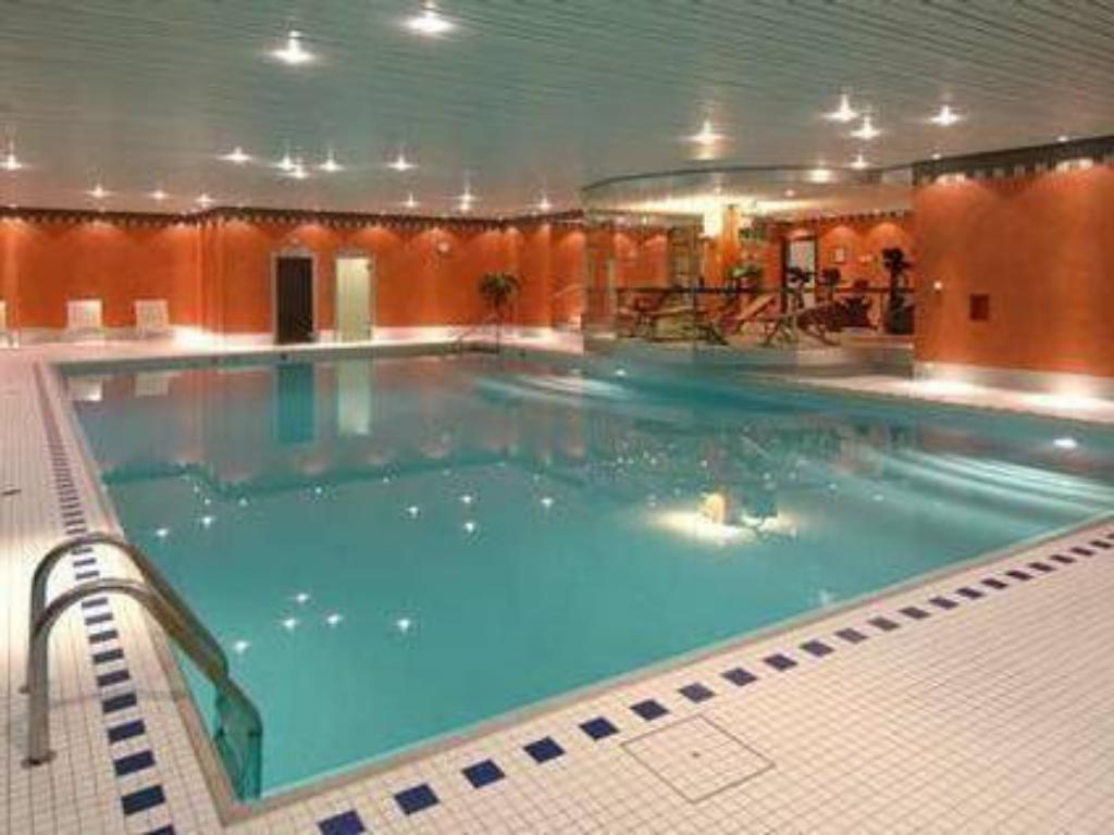Swimming pool Lindner Grand Hotel Beau Rivage