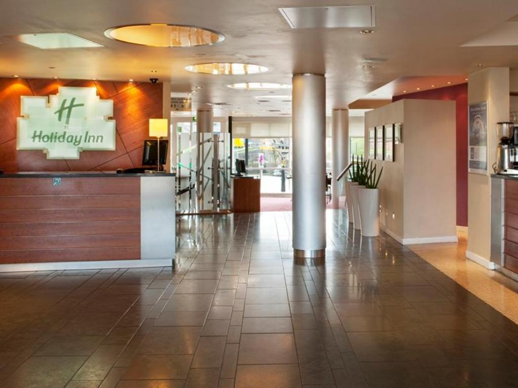 大厅 Holiday Inn Ellesmere Port/Cheshire Oaks