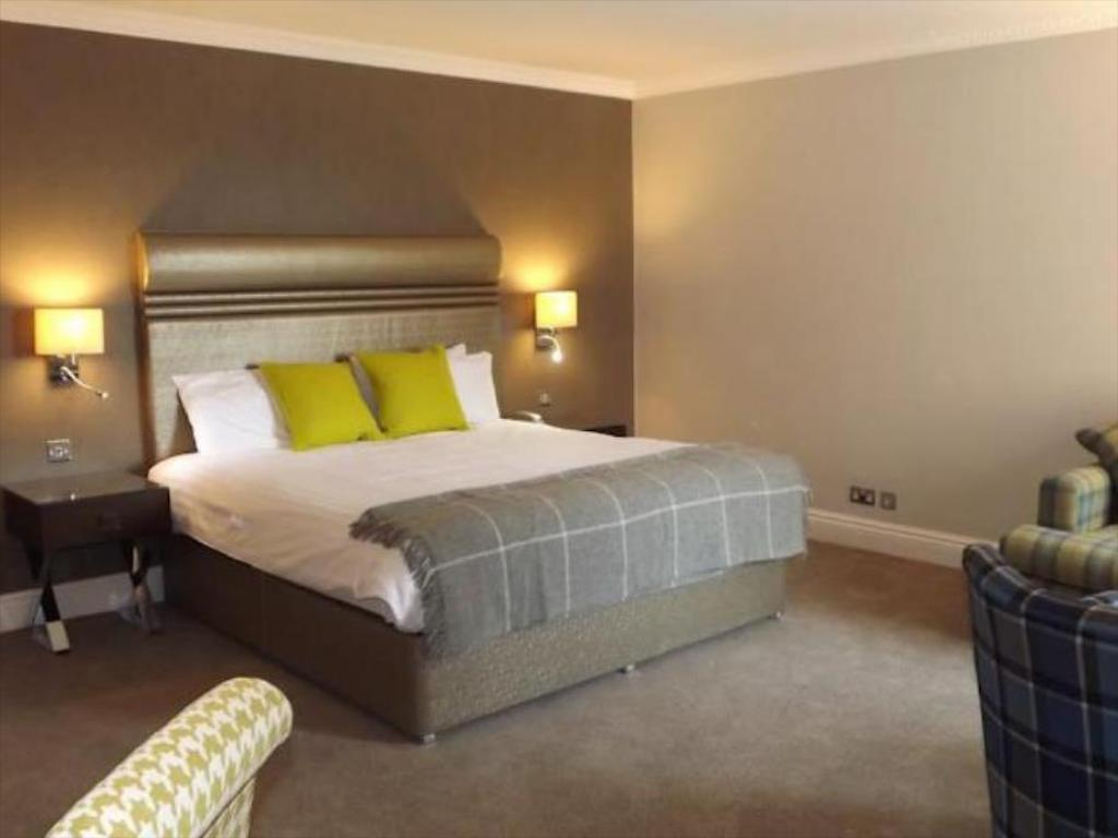 Classic Double or Twin - Bed Crabwall Manor Hotel and Spa