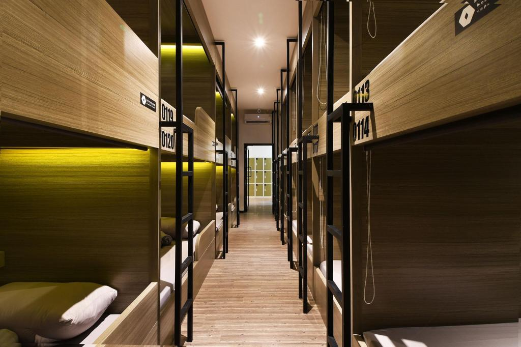 More about MyPodRoom Capsule Hotel