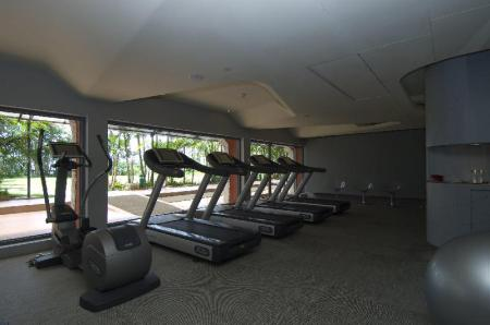 Fitness center Taj MG Road Bengaluru