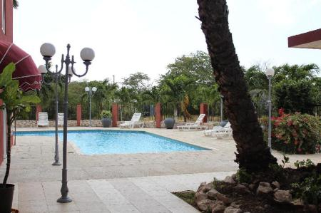Swimming pool [outdoor] Hector Suites