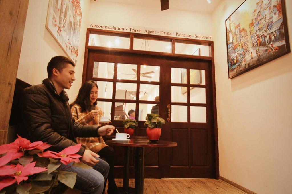 Kända Balcony, 24/7 staff, central, bestprice tours Apartment (Hanoi CL-46
