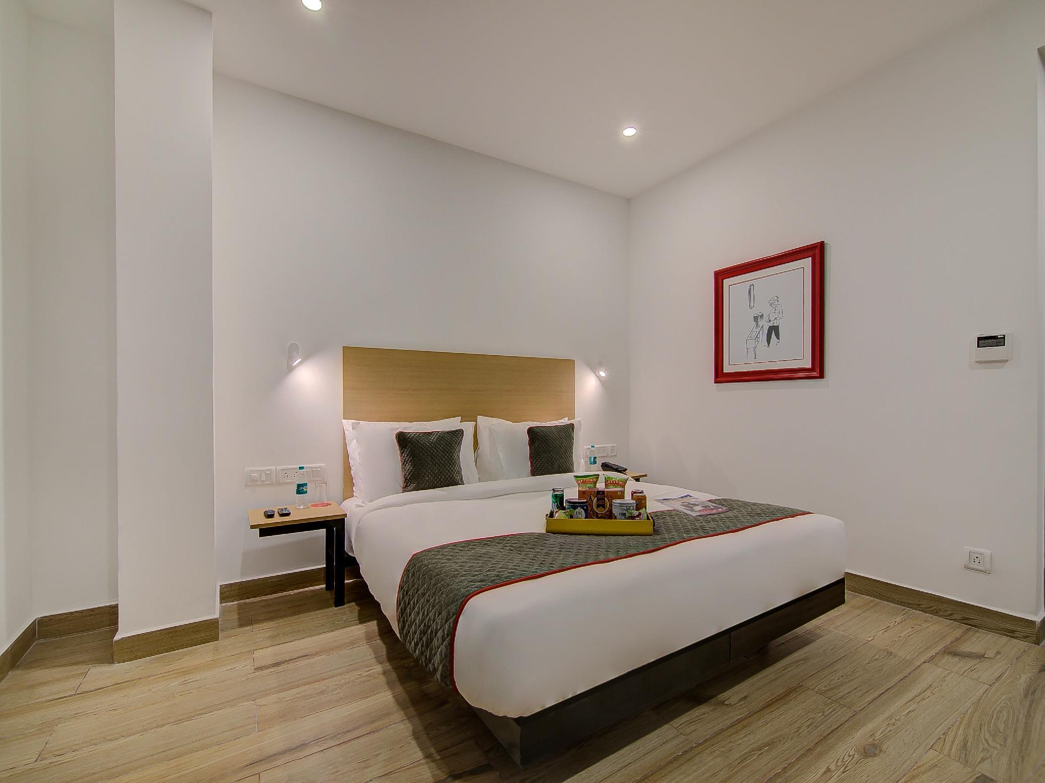 Oyo Townhouse 038 Banaswadi 100ft Road In Bangalore Room
