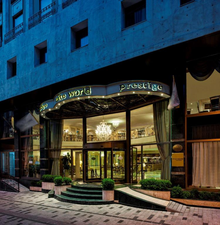 Elite World Prestige Hotel in Istanbul - Room Deals