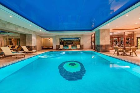 Swimming pool Elite World Prestige Hotel