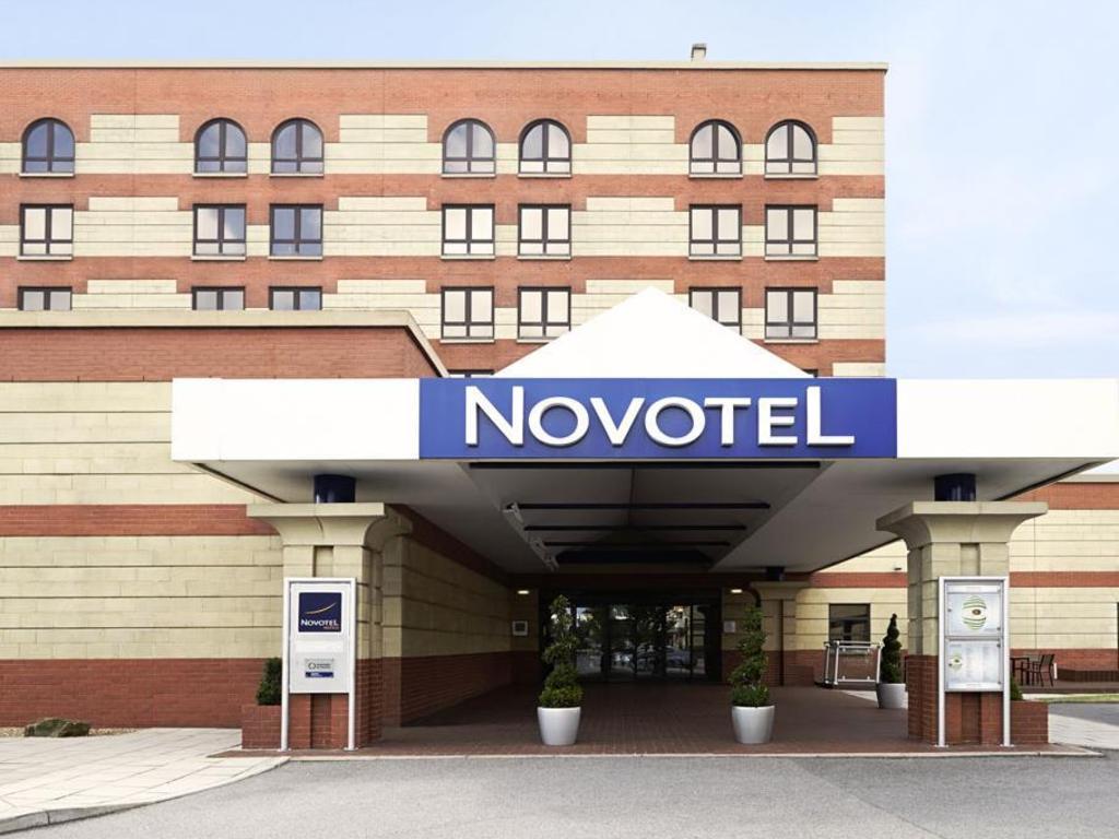 ノボテル サザンプトン ホテル (...