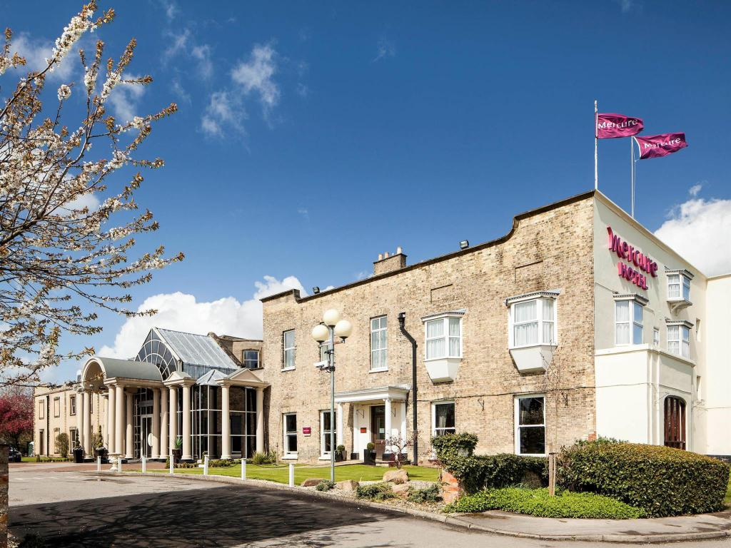 More about Mercure York Fairfield Manor Hotel