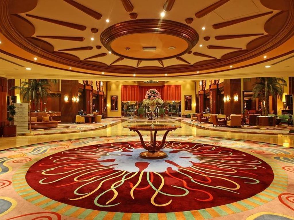 Lobby Al Raha Beach Hotel