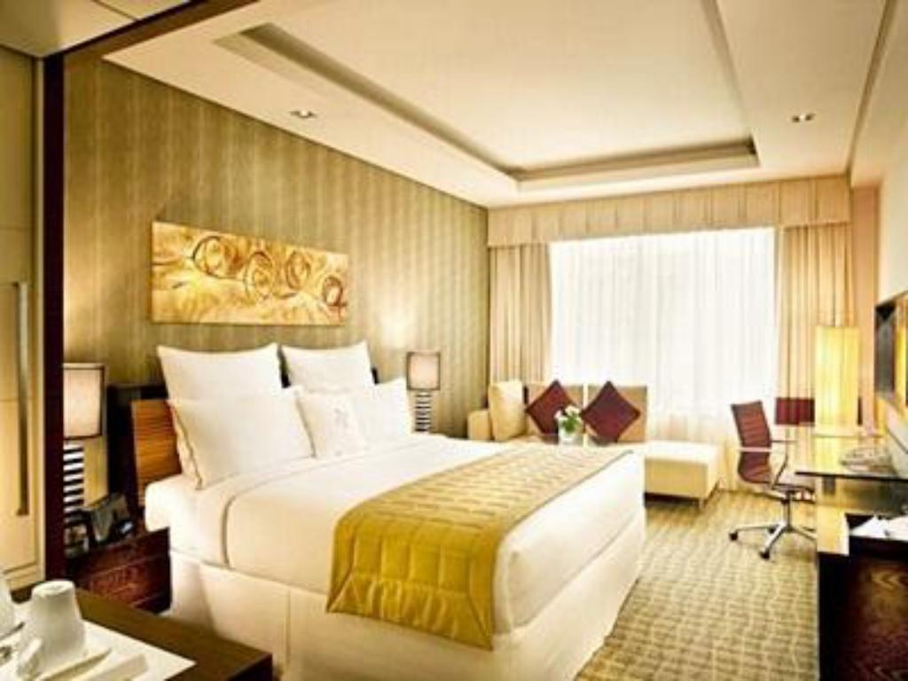 Quarto Grand - Quarto de hóspedes Four Points by Sheraton Bur Dubai