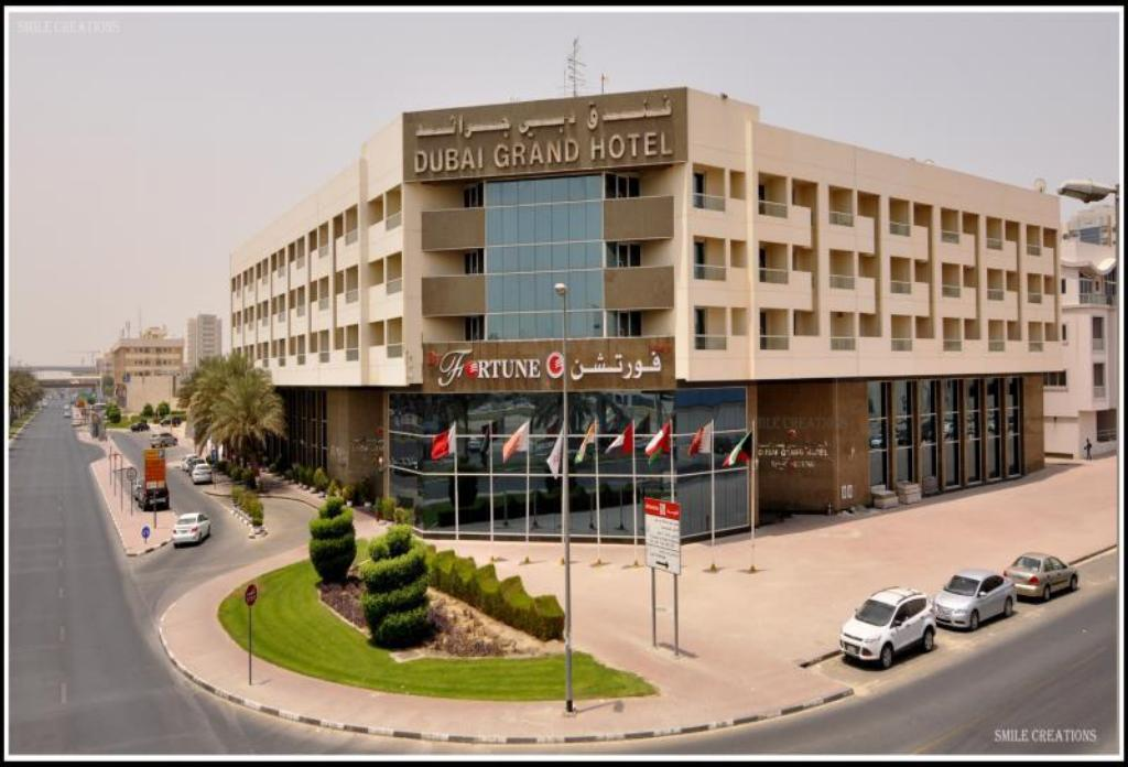 Best price on dubai grand hotel by fortune in dubai reviews for Dubai hotel reviews