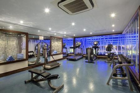 Fitness center Crowne Plaza Istanbul - Old City