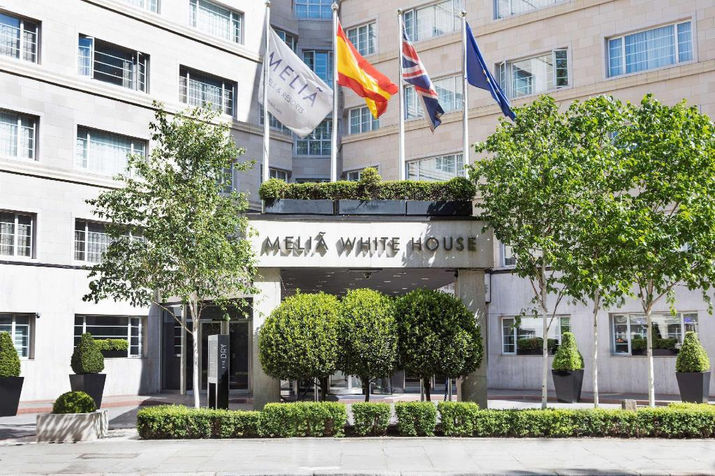 メリア ホワイト ハウス ホテル (Melia White House Hotel)|クチコミあり - ロンドン
