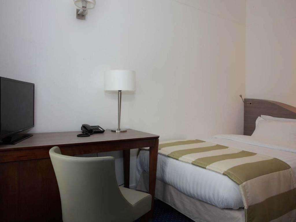 Single Classic - Guestroom Hotel Mayflower