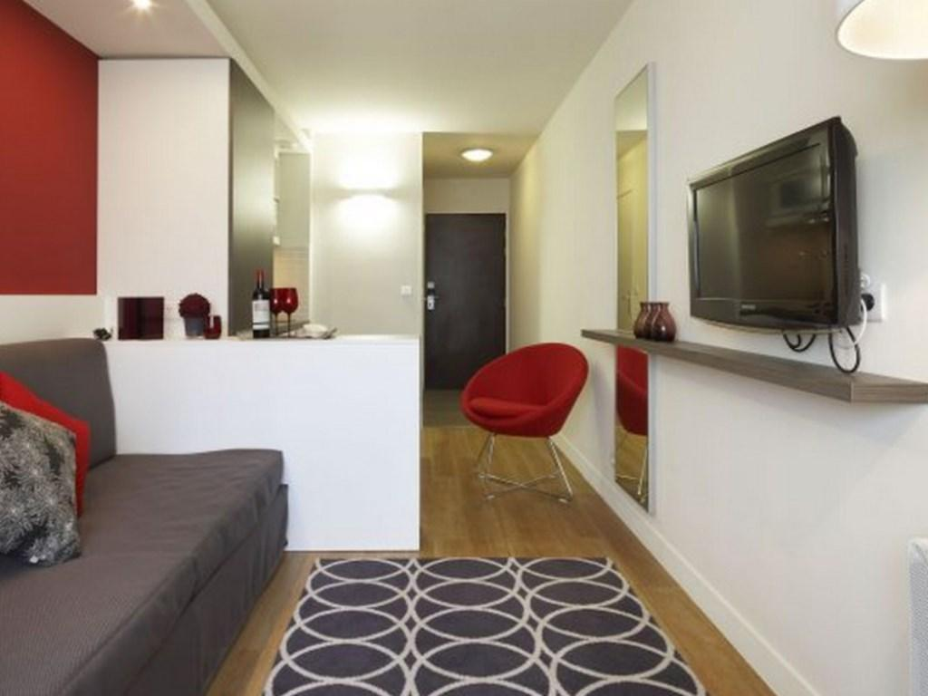 צפו בכל 40 התמונות Citadines Maine Montparnasse Paris