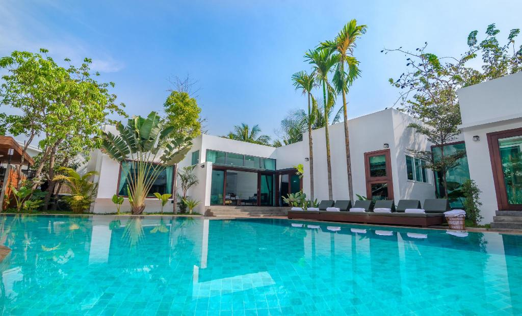 Draco Residence in Siem Reap - Room Deals, Photos & Reviews