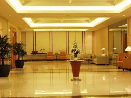 Interior view Jasmine City Hotel