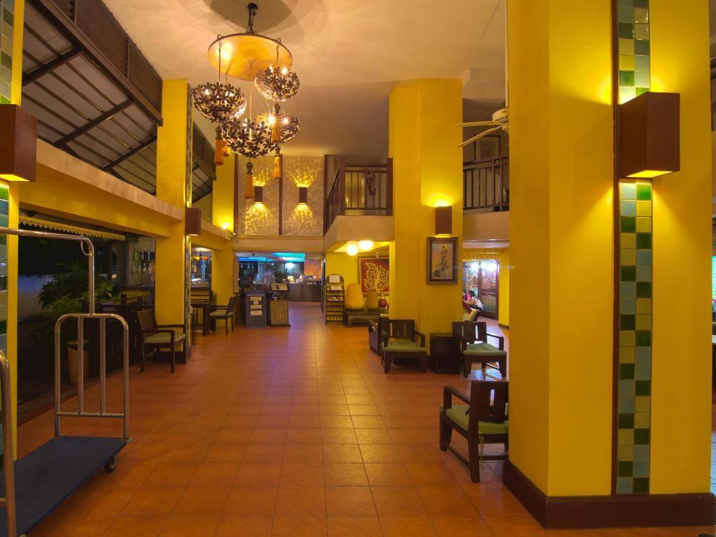 Lobby Woraburi Sukhumvit Hotel