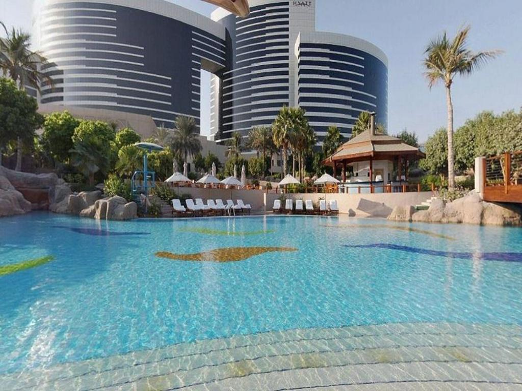 Best Price On Grand Hyatt Residences In Dubai Reviews