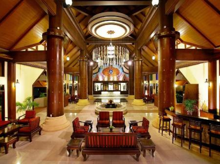 Lobby Lanta Cha Da Beach Resort and Spa
