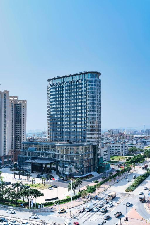Grand Skylight International Hotel Blog Shenzhen New