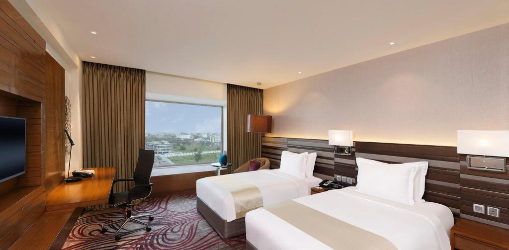 Holiday Inn Jaipur City Centre Hotel - Deals, Photos & Reviews