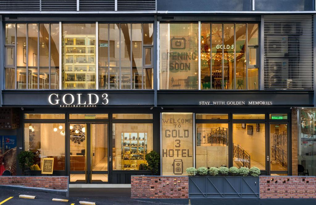 More about Gold 3 Boutique Hotel