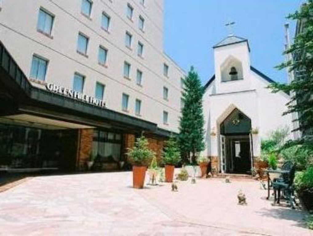 More about Green Hill Hotel Kobe
