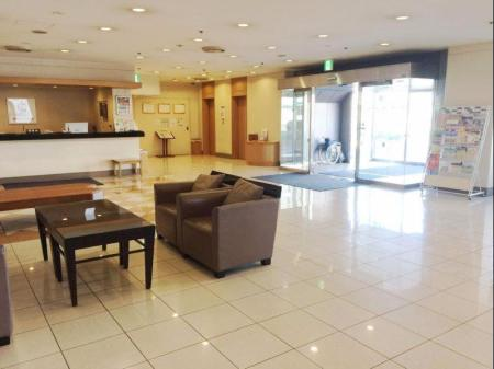 Foyer Hotel Crown Hills Kushiro