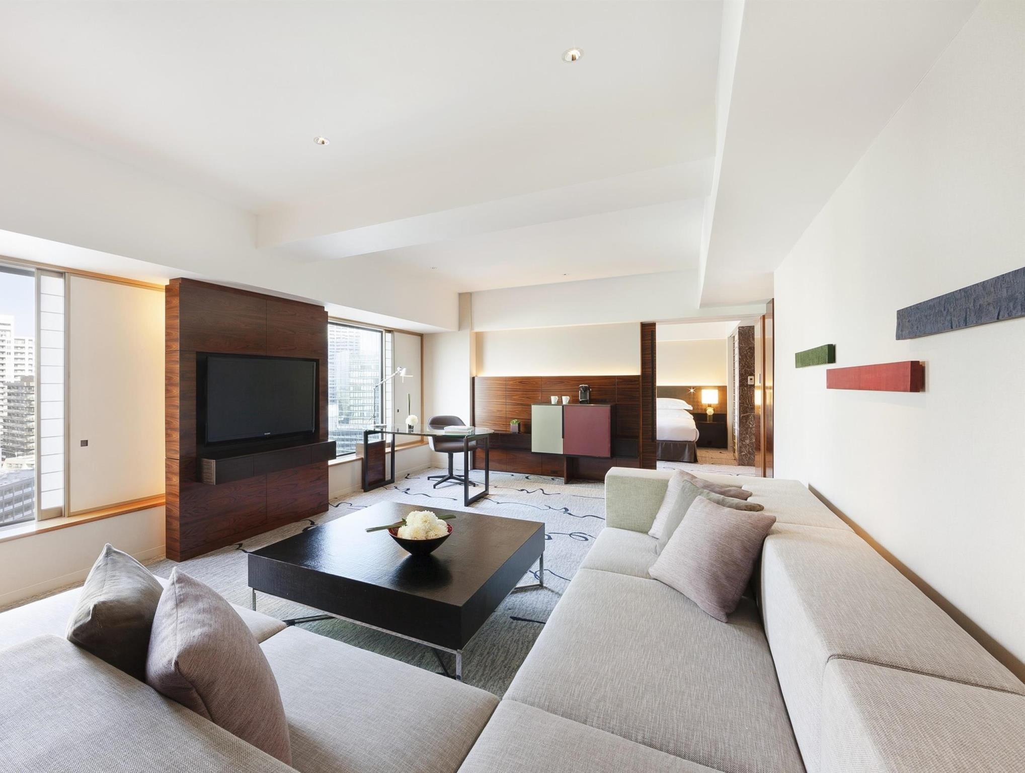 Suite Tower Executive King (King Tower Suite Executive)
