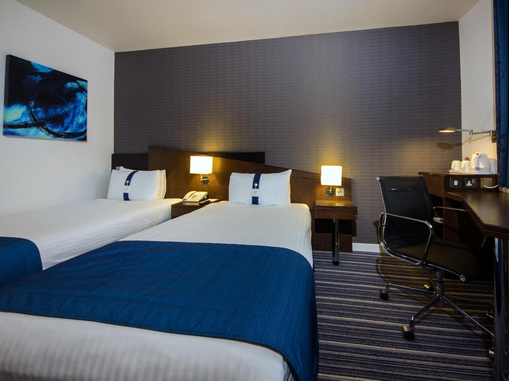 Se alle 18 bilder Holiday Inn Express Royal Docks
