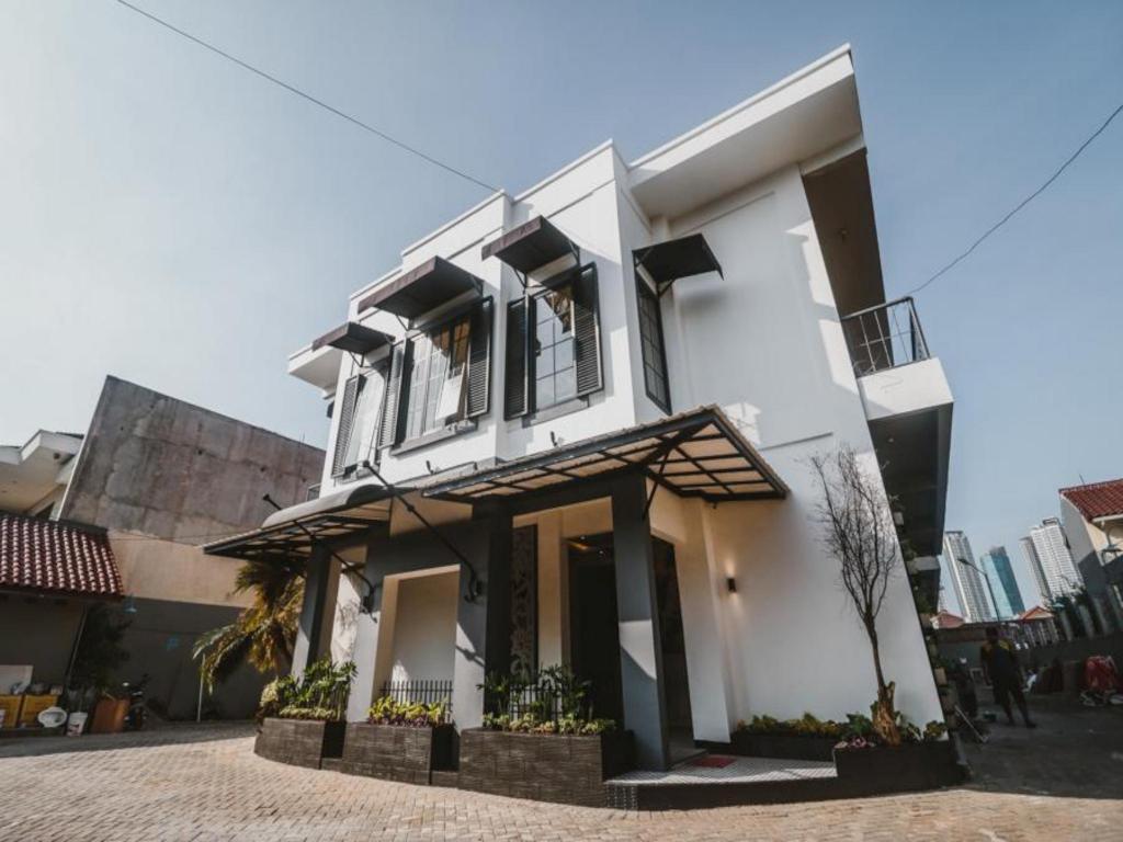 Reddoorz Plus Near Mall Slipi Jaya Jakarta Indonesia Mulai