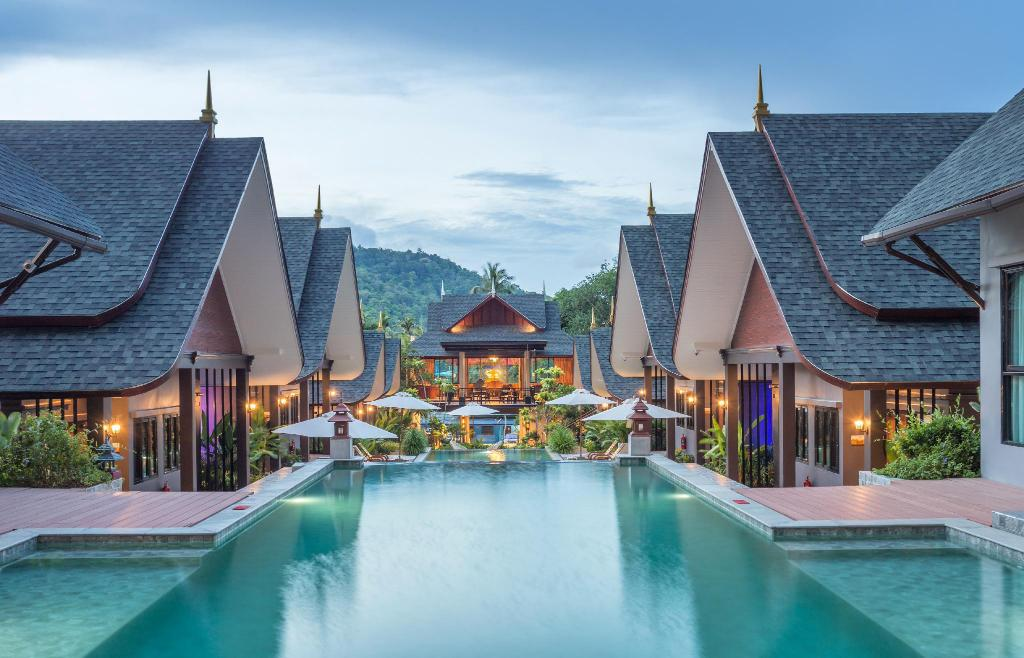 The Scene Cliff View Villas Ao Nang Krabi Room Deals