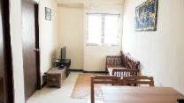 Ethnic and Homey 2BR The Suites Apt By Travelio