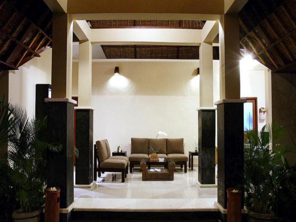 Lobi The Dusun Villa