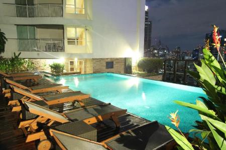 Swimming pool [outdoor] Urbana Langsuan Bangkok